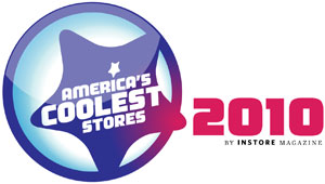 America's Coolest Stores 2010